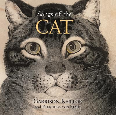 [CD] Songs of the Cat By Keillor, Garrison
